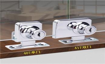 铁门关电子门禁系统接线原理安装详解图-磁力锁安装示意图